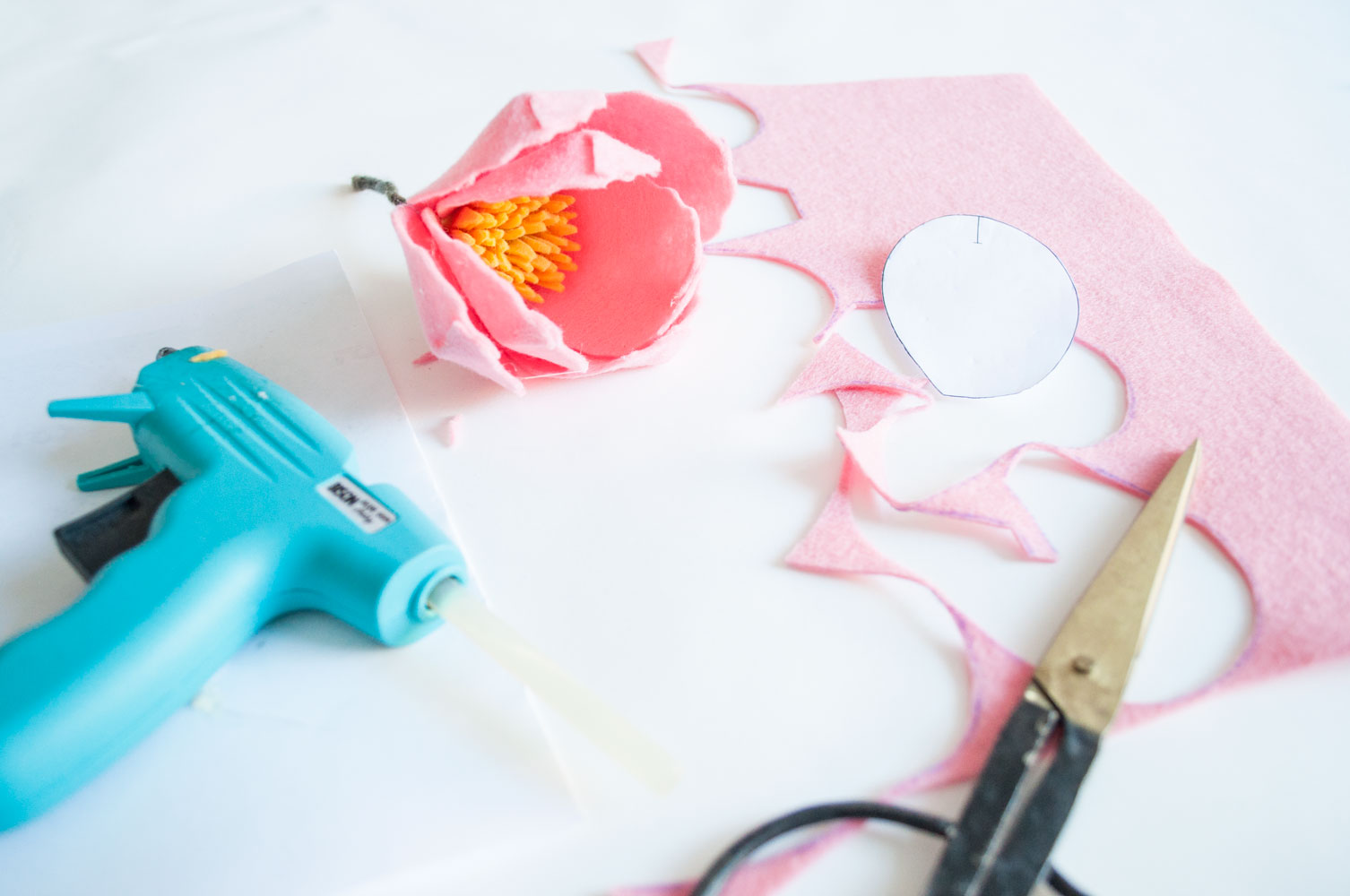 bloembox maken1