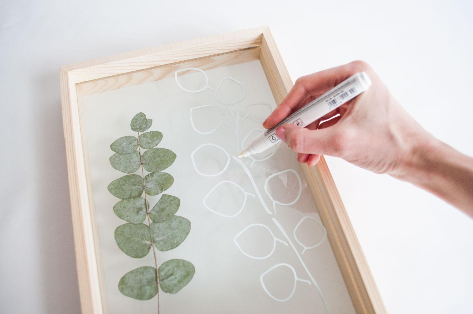 eucalyptuslijst stap5