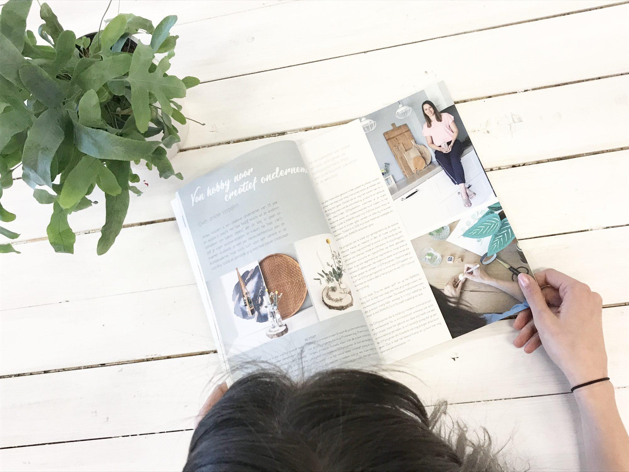 jinske imakin creeer magazine