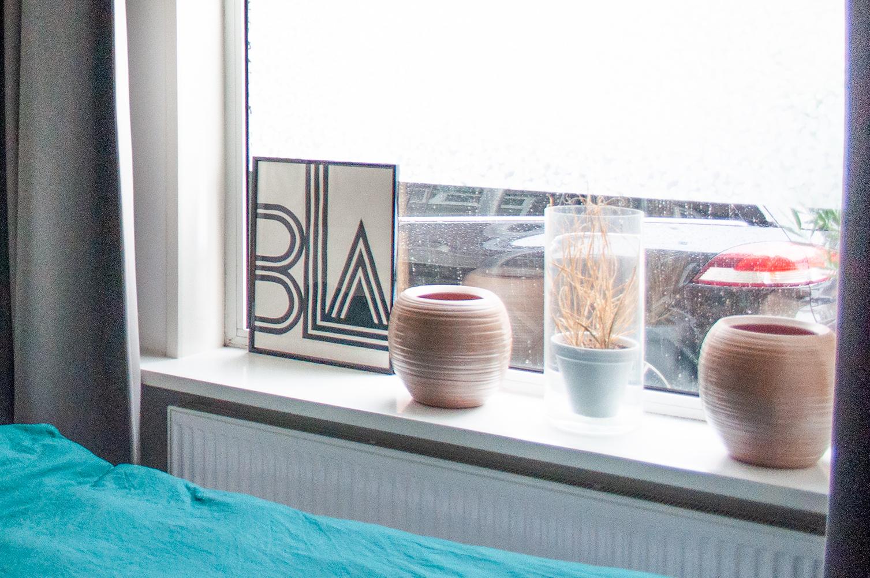 slaapkamer opfrisser vensterbank voorLR
