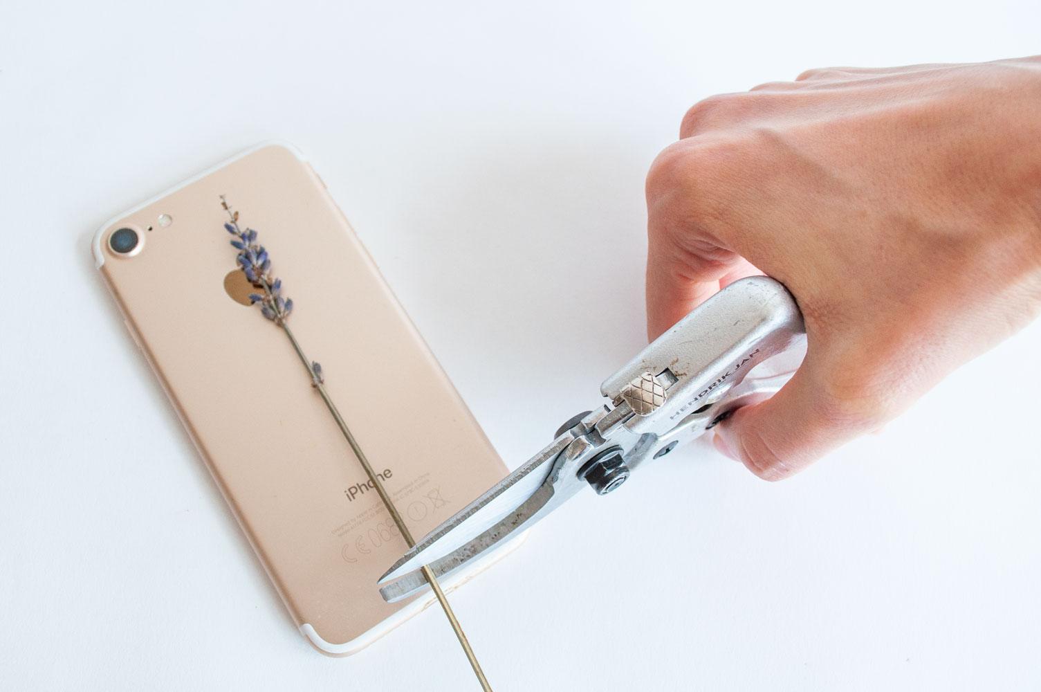 DIY DROOGBLOEMEN TELEFOONHOESJE 4