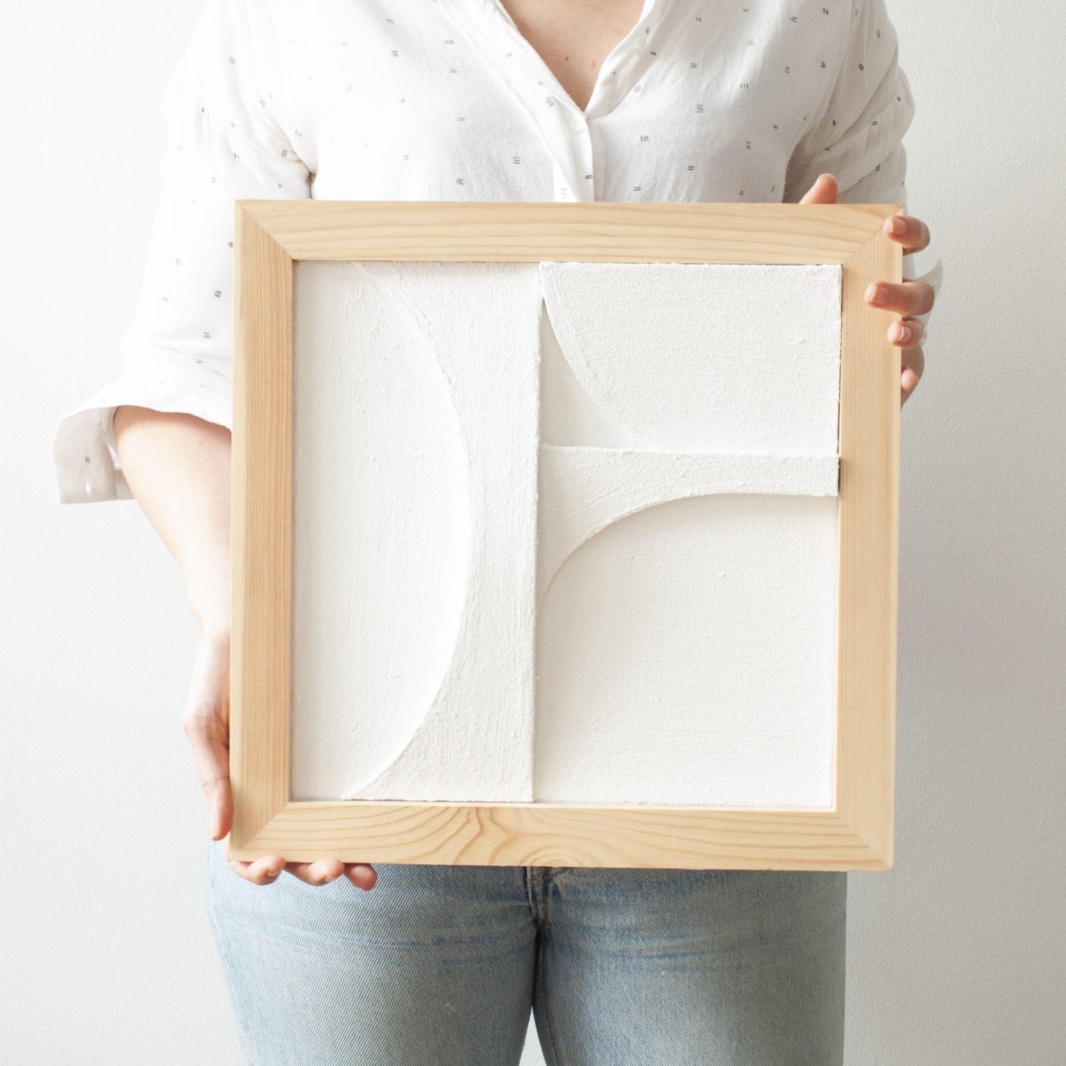 LIMITED EDITION: DIY-PAKKET 3D RELIËF SCHILDERIJ