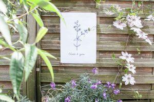 diy tuinposter resultaat sfeer2