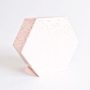hexagon doosje1 vierkant