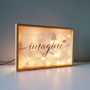 lightbox imagine aan