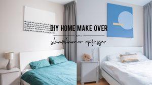 omslag slaapkamer opfrisser