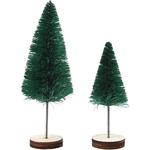 kerstbomen groen2
