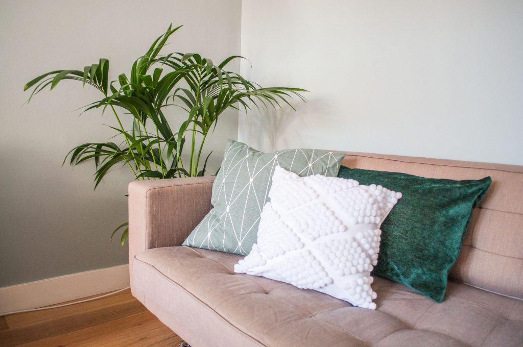 DIY-pakket Pompom Kussen | IMAKIN DIY DESIGN