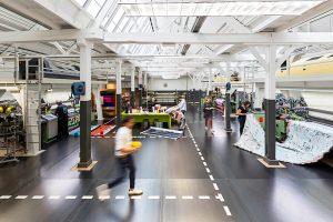textielmuseum innovatie