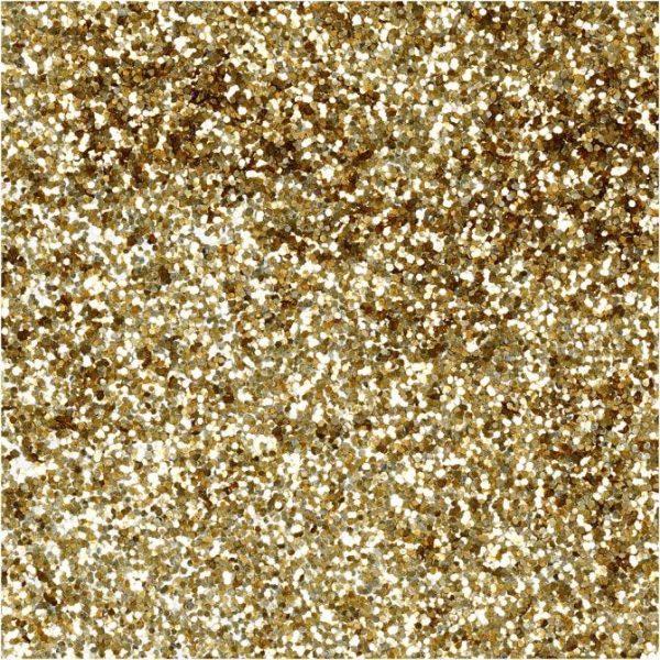 bio glitter goud